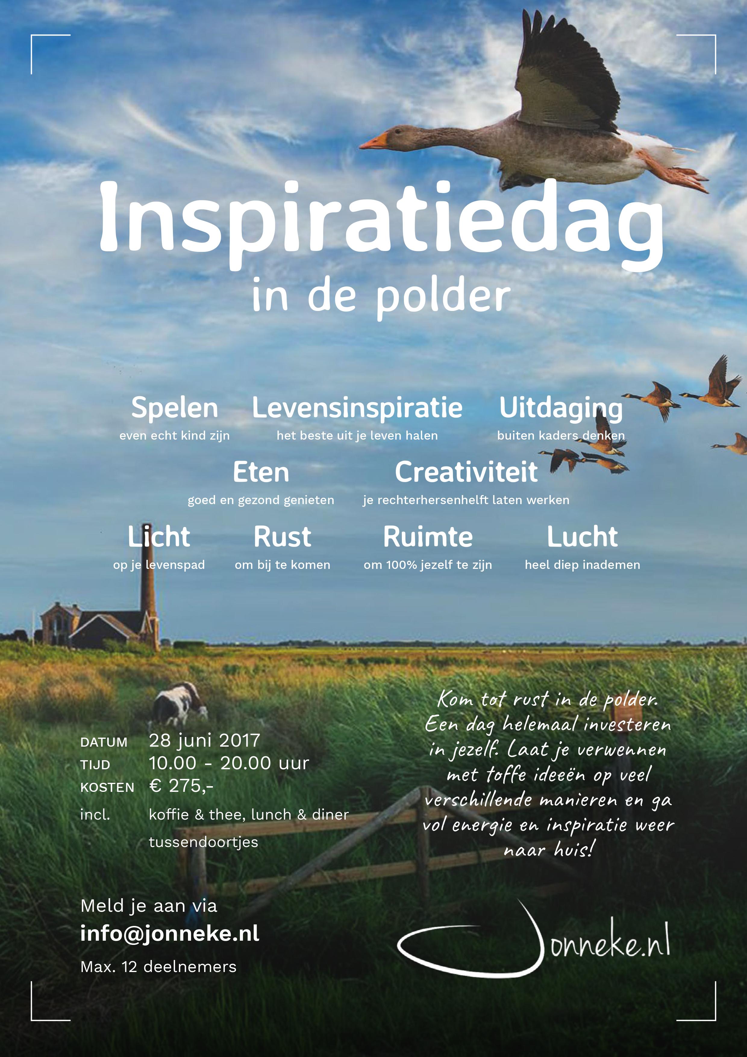 inspiratiepolderposter